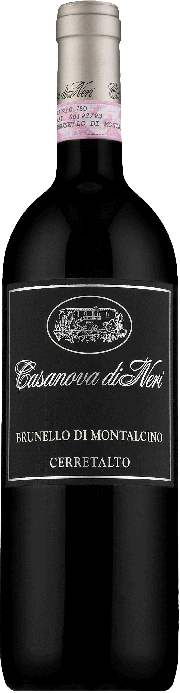 Brunello di Montalcino Cerretalto Casanova di Neri 2013 0.75 lt.