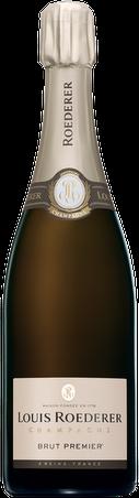 Champagne Brut Premiere single box Louis Roederer 0.75 lt.