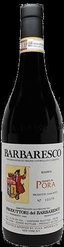Barbaresco Riserva Pora Produttori del Barbaresco 2014 0.75 lt.