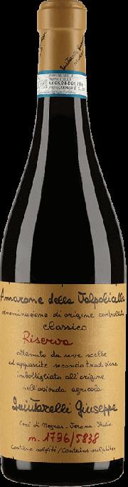 Amarone della Valpolicella Riserva Giuseppe Quintarelli 2007 0.75 lt.