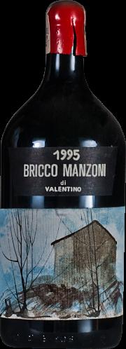 Bricco Manzoni Rocche dei Manzoni di Valentino 1995 3 lt.
