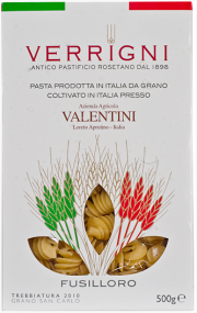 Fusilloro by Valentini for Verrigni 500 gr.