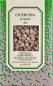 Organic cicerchia Cuore Verde 500 gr.