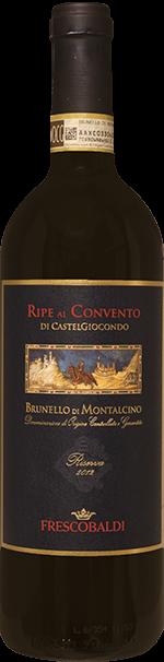 Brunello di Montalcino Riserva Ripe al Convento Marchesi De' Frescobaldi 2012 0.75 lt.