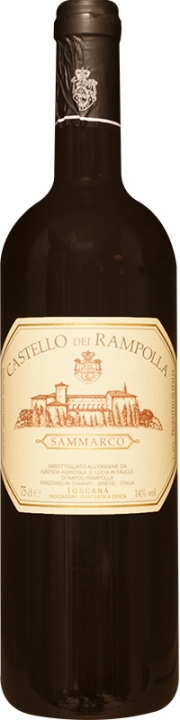 Sammarco Castello dei Rampolla 2013 0.75 lt.
