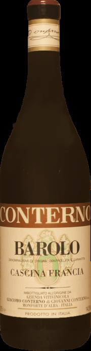 Barolo Cascina Francia Conterno 2012 0.75 lt.