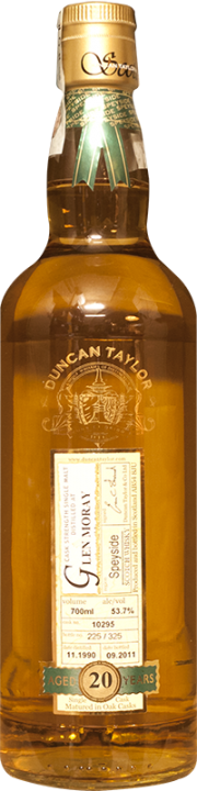 Duncan Taylor Scotch Whisky Limited 20 years aged 0.70 ml.