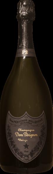 Dom Perignon P2 2000 Champagne 0.75 lt.
