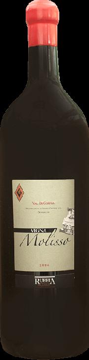 Vigna Molisso Tenuta Rubbia al Colle 2004 1.5 lt.