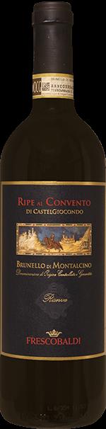 Brunello di Montalcino Riserva Ripe al Convento Marchesi De' Frescobaldi 2013 0.75 lt.