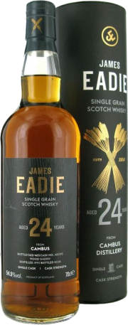 Old James Eadie Single Cask 24 Year 0.70 lt.