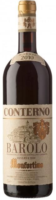 Barolo Monfortino Riserva Conterno 2010 0.75  lt.