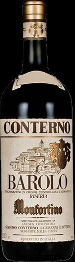 Barolo riserva Monfortino Giacomo Conterno 2000 1.5 lt.