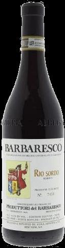 Barbaresco Riserva Rio sordo Produttori del Barbaresco 2013 0.75 lt.