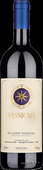 Sassicaia Tenuta San Guido 2016 1.5 lt.