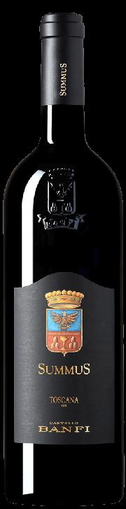 Summus 1997 Castello Banfi 1.5 lt.