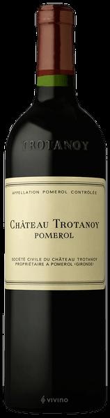 Château Trotanoy Pomerol 2016 0.75 lt.